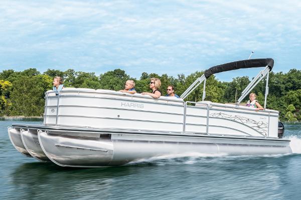 2015 Harris Cruiser 240