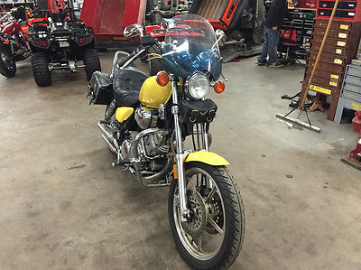 Yamaha : Virago 1996 yamaha virago 750 cruiser blow out sale