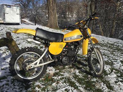 Yamaha : YZ 1978 yamaha yz 250