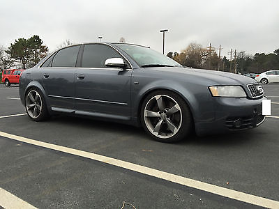 audi s4 manual transmission for sale