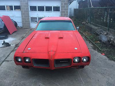 Pontiac : Tempest Base 1970 pontiac tempest gto clone 5.7 l for sale