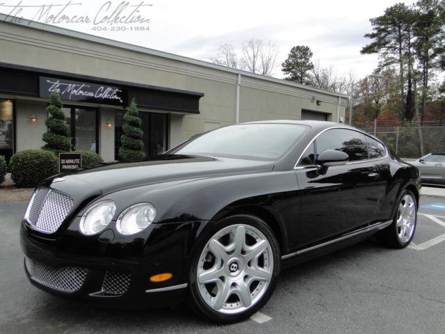 Bentley : Continental GT Mulliner 2006 bentley gt mulliner only 27 k miles showroom condition clean carfax