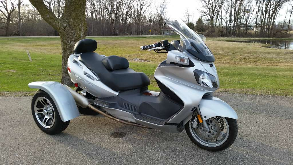 Yamaha trike motorcycles for sale for Yamaha majesty 400 for sale near me