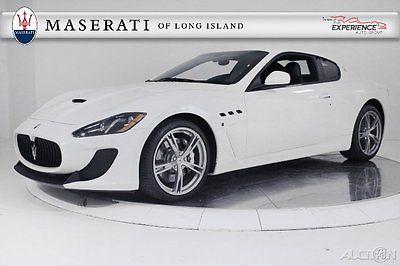 Maserati : Gran Turismo GranTurismo MC Aluminum Polished Carbon Fiber Evolution I II Alcantara Leather Nero Steering