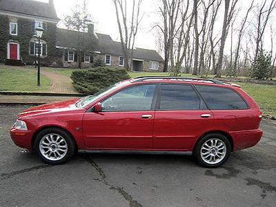 Volvo : V40 2003 volvo v 40