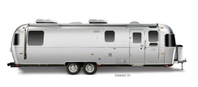 2016 Airstream Land Yacht 28FB