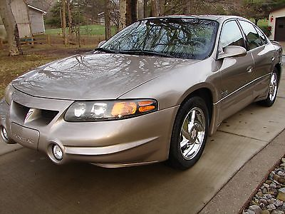 Pontiac : Bonneville SLE 2000 pontiac bonneville sle 3.8 v 6 one owner clear title service records nice
