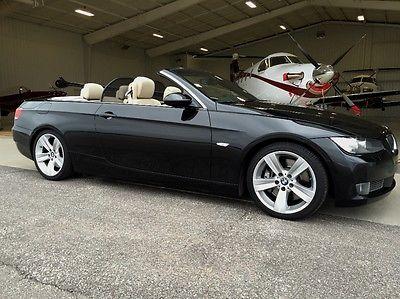 BMW : 3-Series 335i Hardtop Convertible Twin Turbo Hotrod 335 i twin turbo hartop convertible hotrod loaded 54 pics