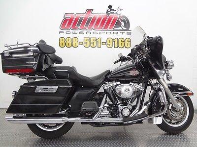 Harley-Davidson : Touring 2004 harley davidson electra glide standard touring financing shipping