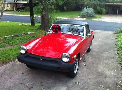 MG : Midget MK IV Fun little British car - the perfect Christmas gift for that special someone