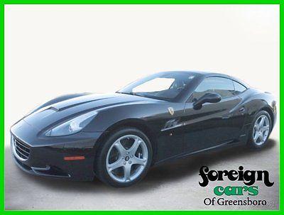 Ferrari : California California Certified 2012 used certified 4.3 l v 8 32 v manual rwd premium