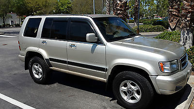 Isuzu Trooper Cars for sale