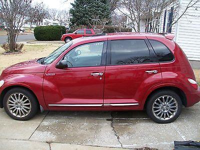 Chrysler : PT Cruiser GT Pt Cruiser