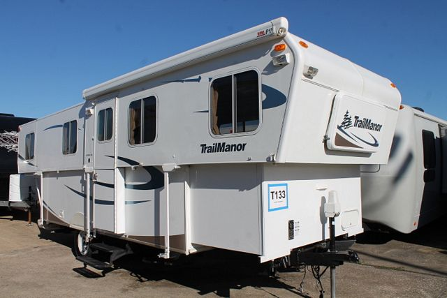 2008 Trailmanor Inc Trailmanor 2720SL