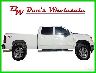 2013 Gmc 2500 White Cars For Sale