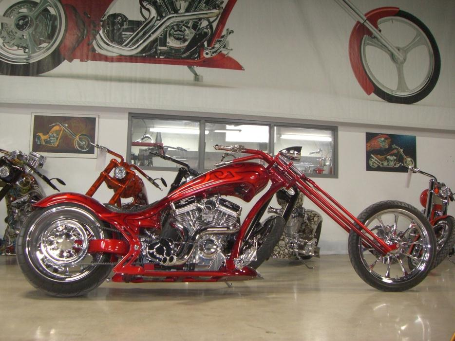 2011 Thunder Cycle Single Side Softail