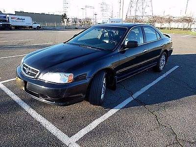 Acura : TL 2000 acura tl black on black runs flawlessly
