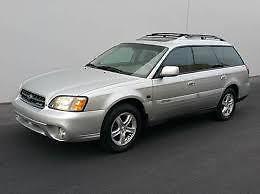 Subaru : Outback Wagon