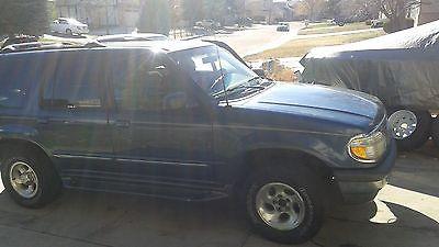 Ford : Explorer 1999 ford explorer