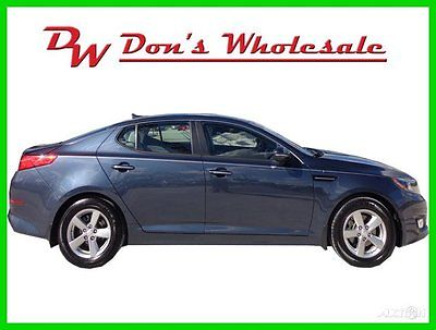 Kia : Optima LX 2015 lx used 2.4 l i 4 16 v automatic fwd sedan