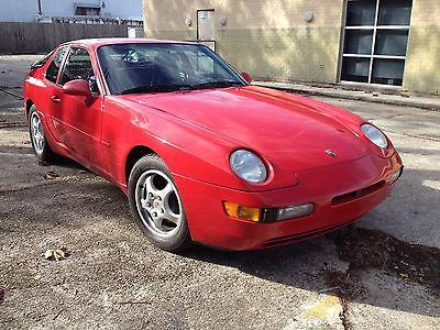 Porsche : 968 1995 porsche 968