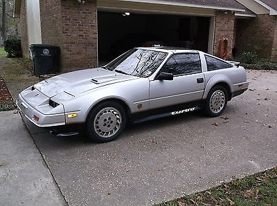 1984 nissan 300zx cars for sale. Black Bedroom Furniture Sets. Home Design Ideas