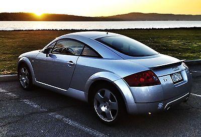 Audi : TT Quatro 2001 audi tt quatro
