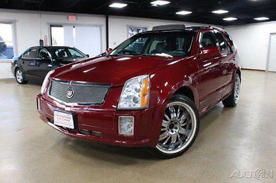 Cadillac : SRX V8 2004 v 8 used 4.6 l v 8 32 v automatic awd suv onstar