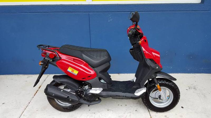 2016 Genuine Scooters Buddy 50