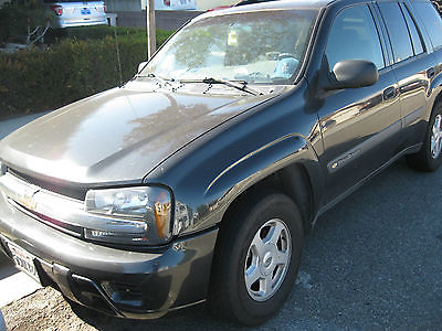 Chevrolet : Trailblazer LS CHEVROLET TRAILBLAZER, 2003 LS,  RUNS BUT NEEDS ENGINE WORK, PICK UP IN LA