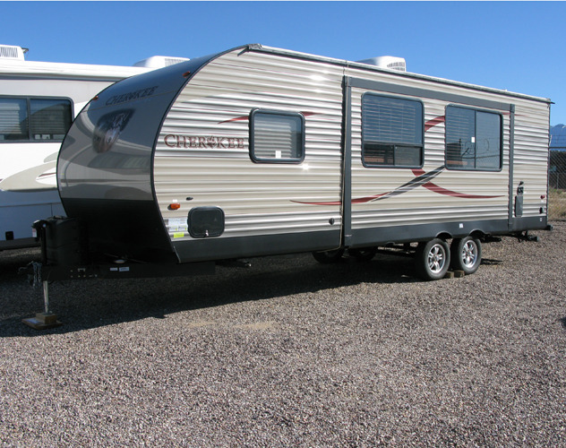 2016 Forest River Stealth WA2715