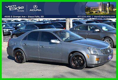Cadillac : CTS w/1SB/1SC 2005 w 1 sb 1 sc used 3.6 l v 6 24 v manual rwd sedan onstar