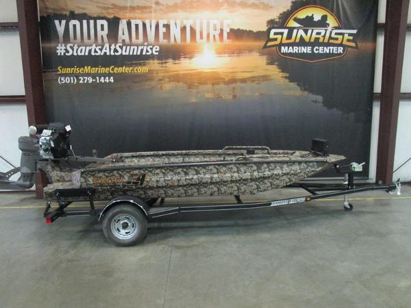 2016 Excel Boats SWV4 1651