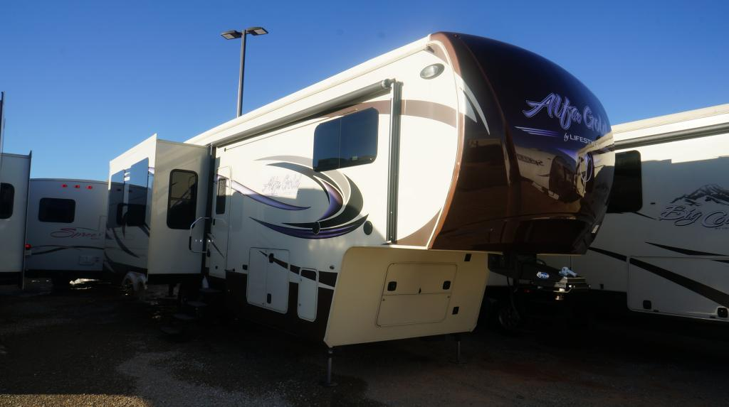 Evergreen Alpha Gold Rvs For Sale