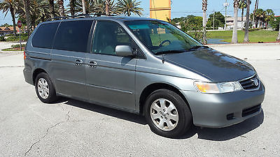 Honda : Odyssey LOCAL 1-OWNER TRADE EX PKG HEATED LEATHER LOADED EXCELLENT CONDITION GUARANTEED