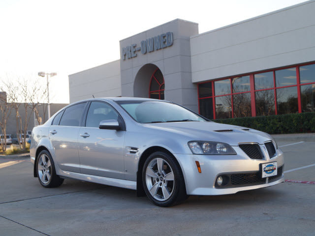 pontiac g8 texas cars for sale. Black Bedroom Furniture Sets. Home Design Ideas