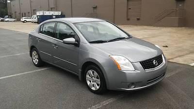 Nissan : Sentra Base Sedan 4-Door 2008 nissan sentra clean title current emission carfax available