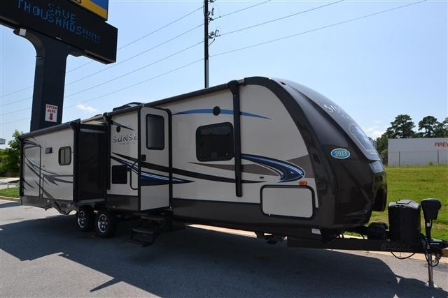 2016 Crossroads Sunset Trail 237 ULTRA-LITE BUNKHOUSE