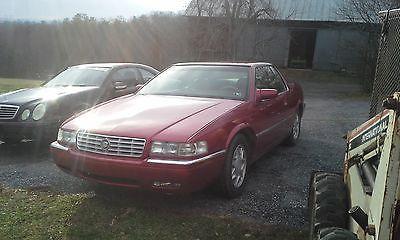 Cadillac : Eldorado Coupe 2-Door 1999 cadillac eldorado coupe 2 door 4.6 l