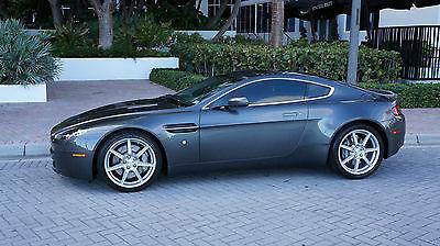 Aston Martin : Vantage Coupe 2007 aston martin v 8 vantage coupe