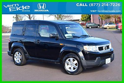 Honda : Element EX 2011 ex used 2.4 l i 4 16 v automatic 4 wd suv premium