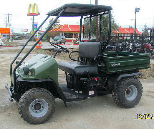 Kawasaki Mule 550 Kaf300c Motorcycles for sale