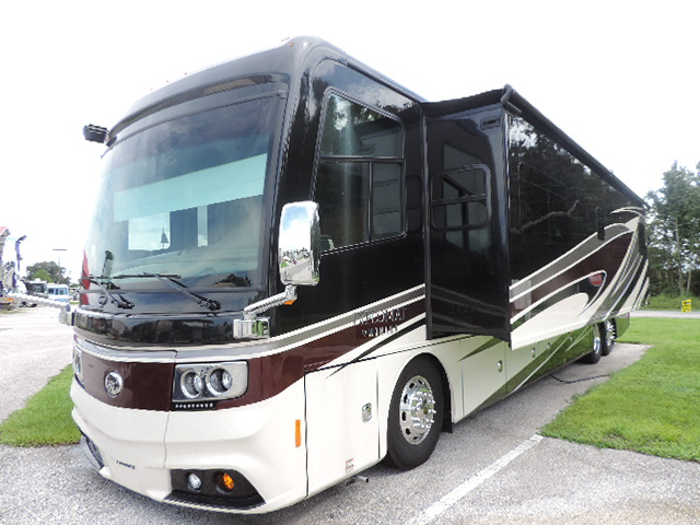 1995 Carriage Rv Commander MF-4096