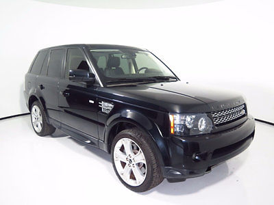 Land Rover : Range Rover Sport 4WD 4dr HSE LUX 2012 range rover sport luxury edition 48 k miles heated seats rear camera 13 14