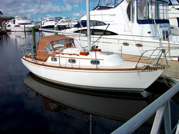 Cape Dory Boats For Sale In Florida