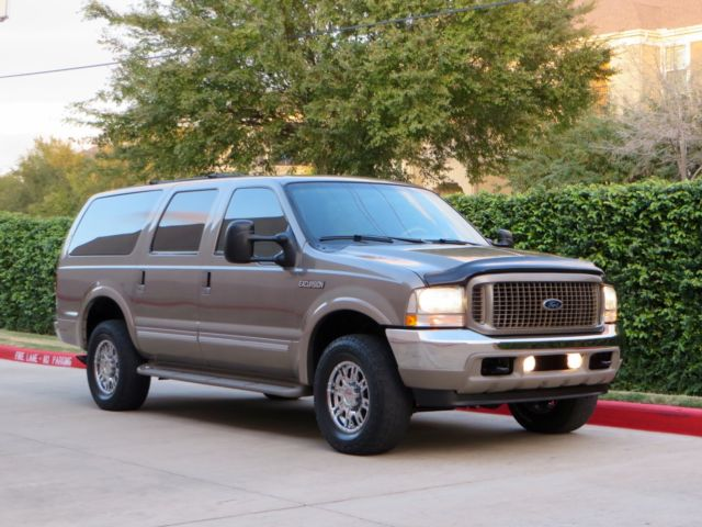 2002 ford excursion limited cars for sale in houston texas for Smart motors inc houston tx