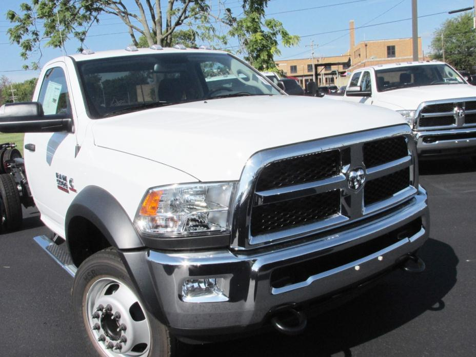 2016 Ram 5500 Hd Chassis