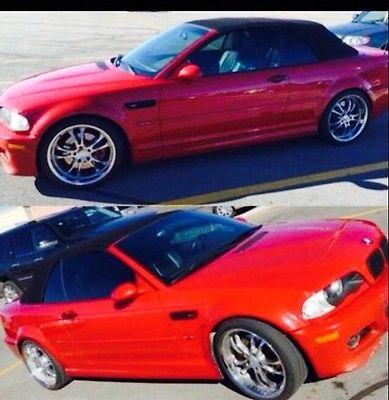 BMW : M3 2001 bmw m 3