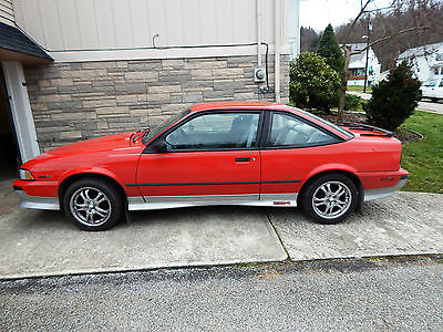 Chevrolet : Cavalier Z24 1990 chevrolet cavalier z 24 2 door 52 k original miles garage kept upgrades