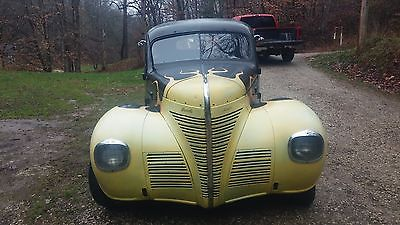 Plymouth : Other 1939 plymouth